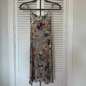 Dresses & Skirts - Floral tank dress - small